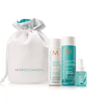 Весенний набор  Color Complete Moroccanoil
